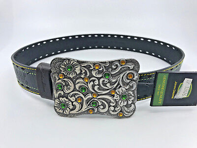 John Deere Ladies Belt Buckle