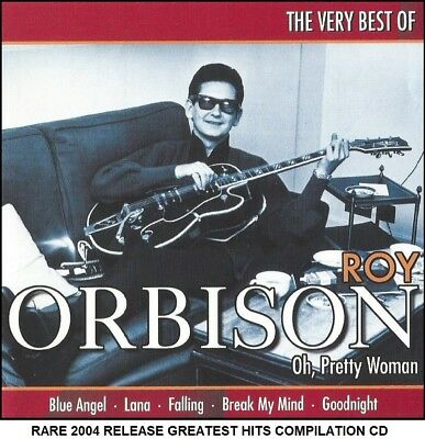 Roy Orbison - A Very Best Greatest Hits Collection - Rare 2004 Release CD