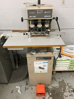 Challenge EH-3C Paper Drill 3 Hole Drill
