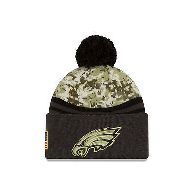 2016 MEN S NEW Era Salute to Service Knit Hat One Size 52acb9f33