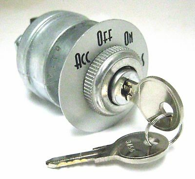 ​Vulcan Dash Mount Universal Ignition Switch w/Keys & ID Plate