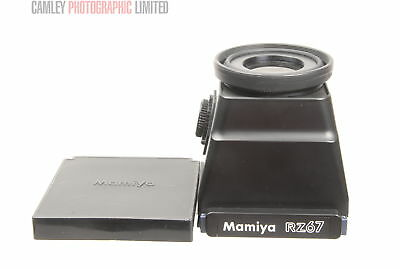 Mamiya RZ67 AE Magnifying Hood / Chimney Finder (528480). Condition - 4E [7732]