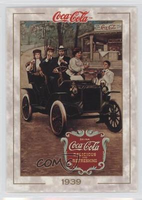 1993 Collect-A-Card The Coca-Cola Collection Series 1 #41 1939 (Poster 1939) 1c2