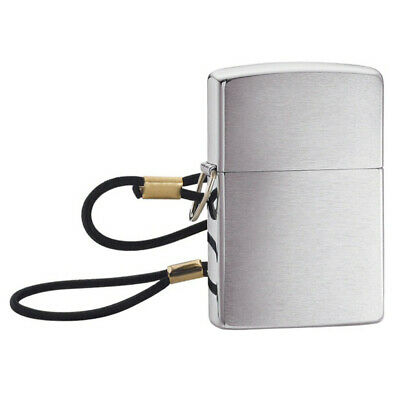 Zippo 275 Classic Loss Proof Brushed Chrome Windproof Lighter