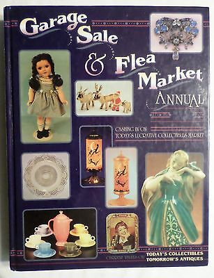 Garage Sale & Flea Market Annual . Value Guide Collectibles Tomorrow's Antiques