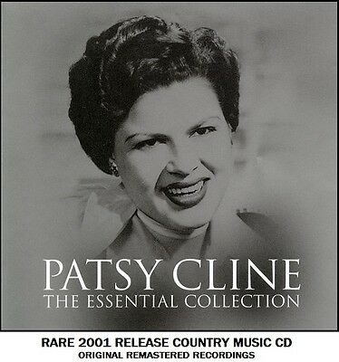 Patsy Cline - Very Best Greatest Hits Collection - RARE 60's Country Music CD