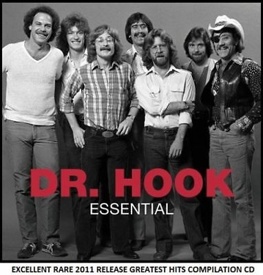 Dr Hook - Very Best Greatest Hits Collection RARE 70's 80's Country Rock CD