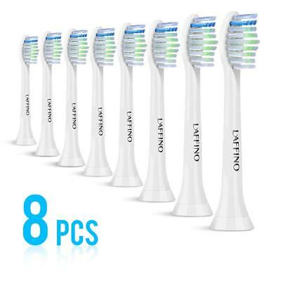 8 Pack Sonicare Brush Heads, Sonicare Diamondclean Replacement Heads for Philips