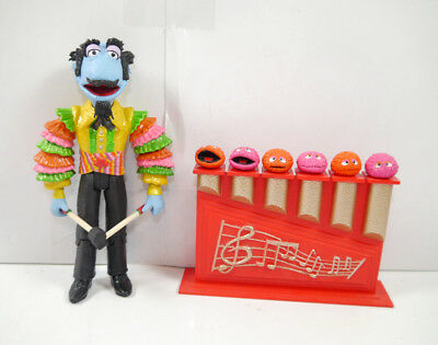 MUPPET SHOW Marvin Suggs colorful Variante 2004 Actionfigur PALISADES #15 (F18)