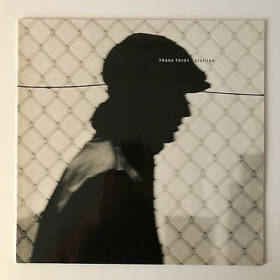RARE • Frank Tovey • Civilian • 1988 Mute LP Germany