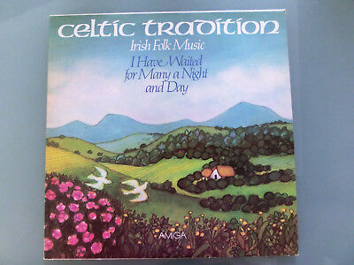LP Celtic Tradition I have waited for many a night and day (AMIGA) **