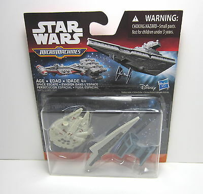 Micro Machines Star Wars The Force Awakens Space Escape