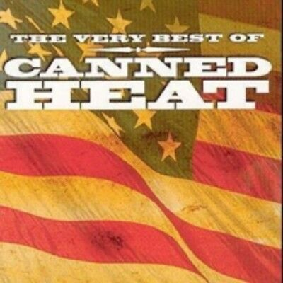 Canned Heat The Very Best Of Canned Heat New CD