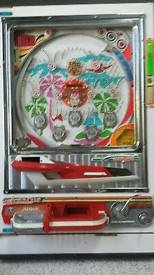 Colorful Vintage 1978 Sankyo Akane Pachinko Machine