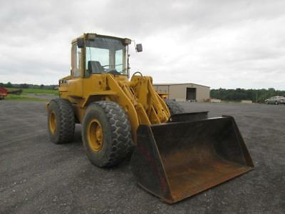 Volvo L70D Farm Tractor Wheel Loader