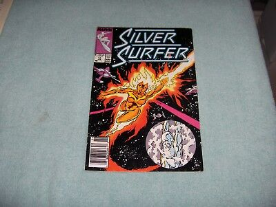Lot of 2 Marval Silver Surfer Comics vol. 3  issues #12, 13 NM