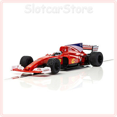 "Scalextric C3958 Formel 1 Team F1 ""No.57 Red Stallion"" 1:32 Slotcar Auto"