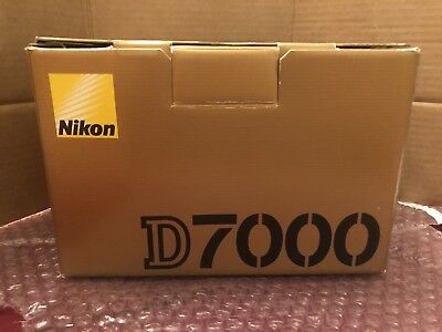 Box For Nikon D7000 camera, empty box only Used