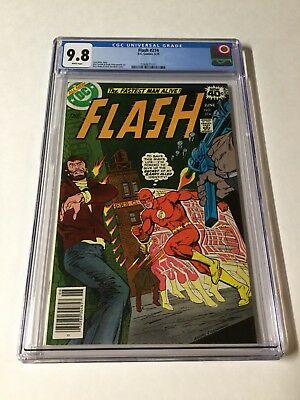 The Flash 274 Cgc 9.8 White Pages