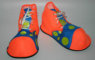 Big Foam Clown Shoes amateur professional parade circus costume comedy theatre