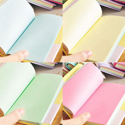 Simple Portable Cute Mini Diary Notebook School Office Stationery Students Gift