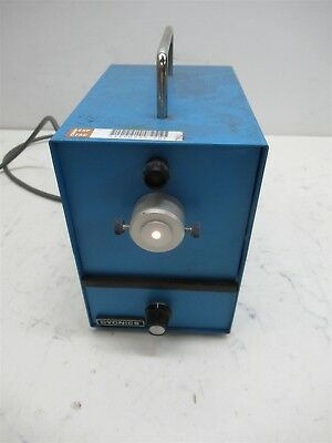 Dyonics 375A Fiber Optic Light Source Illuminator Laboratory Lab Unit