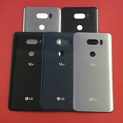 e76ae3d9fa2 OEM Battery Cover Glass Back Door Housing Cover Replacement For LG V30 /  V30+