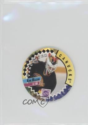 1994-95 World POG Federation Canada Games 270 Kirk McLean Vancouver Canucks Card