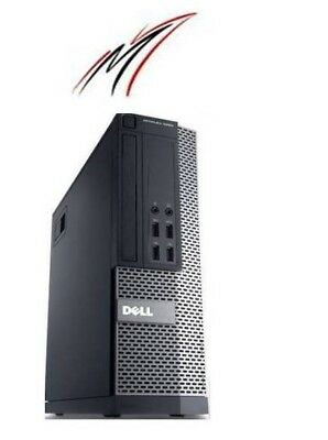 Dell OptiPlex 9020 SFF Core i7-4790 3.6GHz  8GB Ram 500GB HDD Win 10
