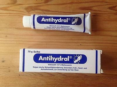 Antihydral cream for climbers