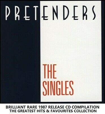 The Pretenders - Very Best Greatest Hits Collection - 80's Pop CD Chrissie Hynde