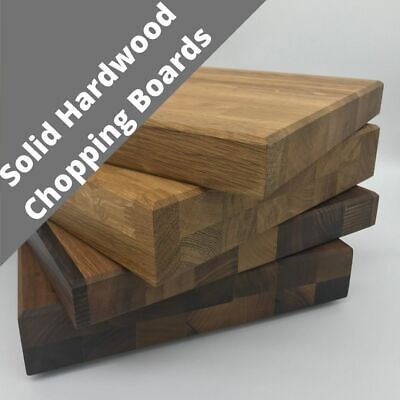 Extra Large Luxury Chopping Board Solid Hardwood Cutting  Slicing Board