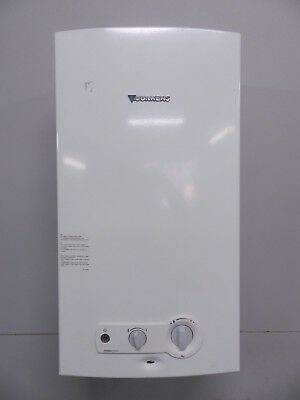 JUNKERS JETATHERMCOMPACT WR 14-2 G23 S7695 Gas-Durchlauferhitzer Boiler Bj.2010
