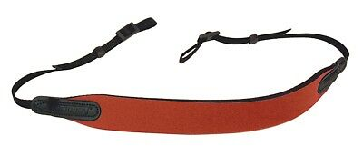 Optech E-Z Comfort Strap In Red  - NEW UK STOCK