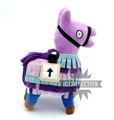 FORTNITE LAMA PELUCHE 25 CM pupazzo Llama plush doll loot stash season skin ps4