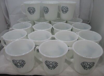 Pyrex Corning Boy Scouts Allegheny Trails Council 1985 Diamond Jubilee Mugs Cup