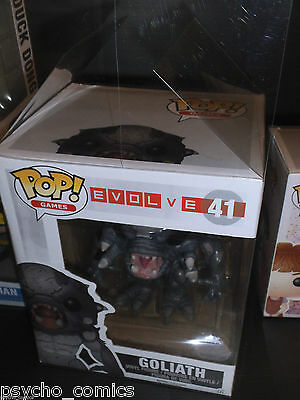 "1 x Vinyl Display Box Cases 6""standard Protectors for Funko Pop.figures"