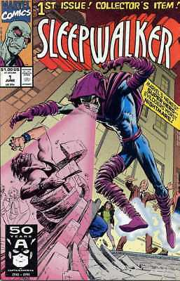 Sleepwalker 1 (vol 1) near mint