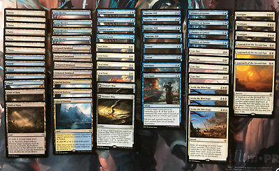 Magic the Gathering Second Sun Control Upgraded Deck UW Approach Standard