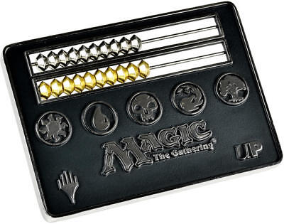 Ultra Pro Magic MTG Official Card-Size BLACK Abacus Life Counter BRAND NEW!