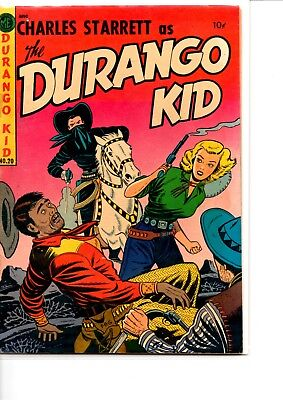 the durango kid 20 vg
