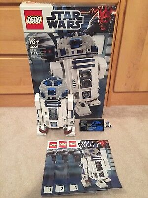 Lego Star Wars 10225 R2 D2 Complete Set Preowned 19550