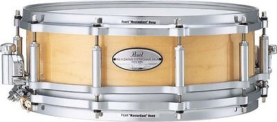 Pearl FM1450/C Free Floating Maple Maple Snare 14x5