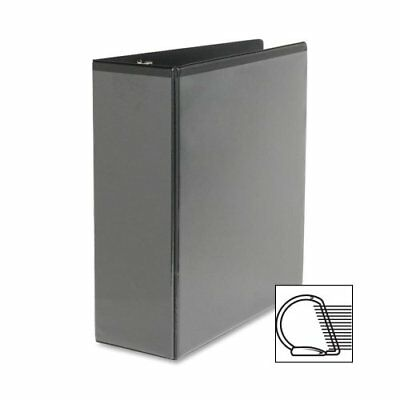 "Sparco Slanted Ring View Binder - Letter - 8.50"" X 11"" - D-ring (spr09800)"