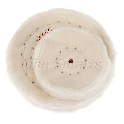 Multi-layers Cotton Grinding Polishing Wheel Buffing Craft Jewelry Wood Stone