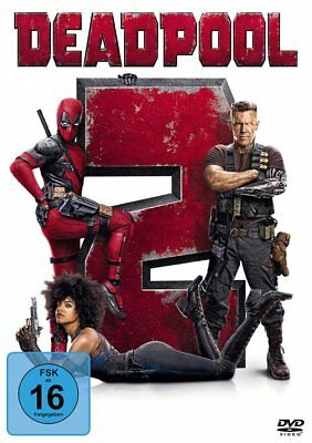 Deadpool 2 #  DVD