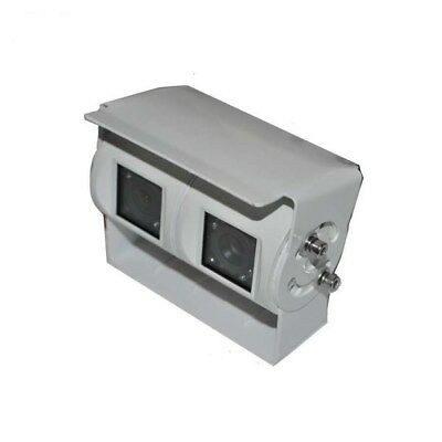 Twin lense reversing camera