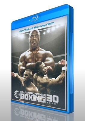 SCB30: Mike Tyson (upscaled) on Blu-ray