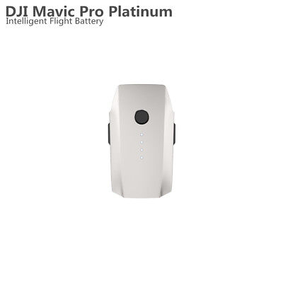Original DJI Mavic Pro Platinum Intelligent Flight Battery