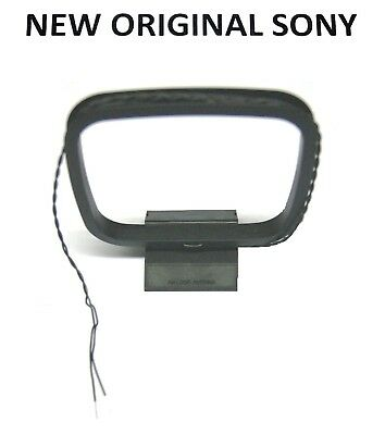 X1 New Sony Am Loop Antenna For Mhc 450 Fh B411 Fh B450 Hcd 450